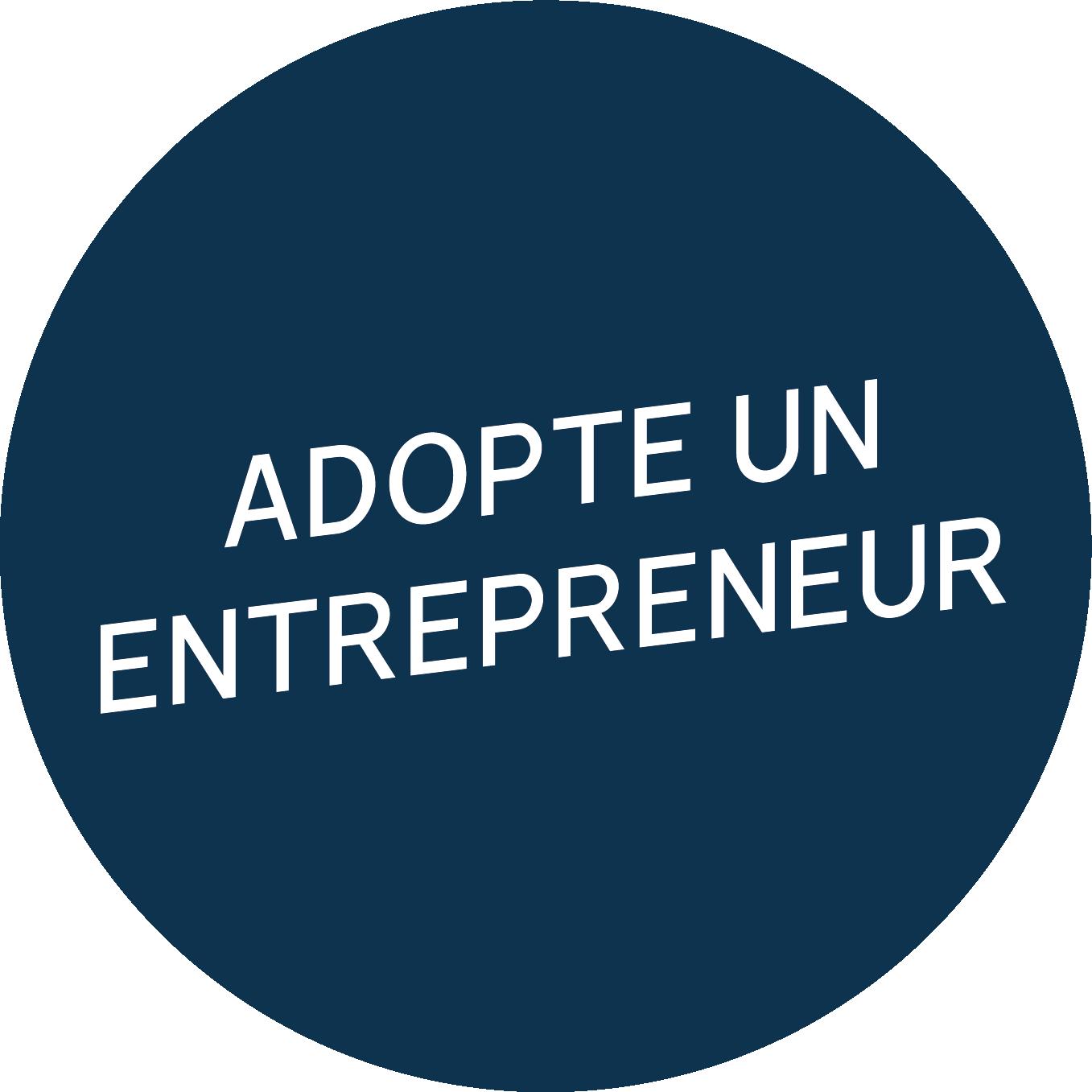 Adopte un entrepreneur